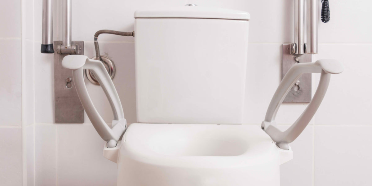 Toilet Assistance For Elderly