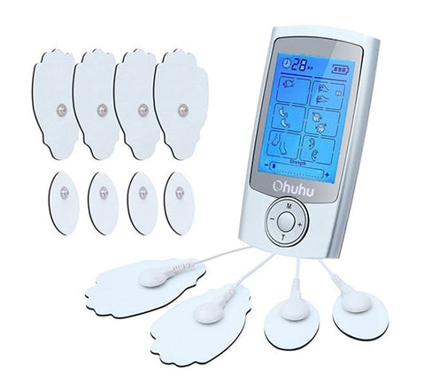 Rechargeable TENS Unit by Ohuhu