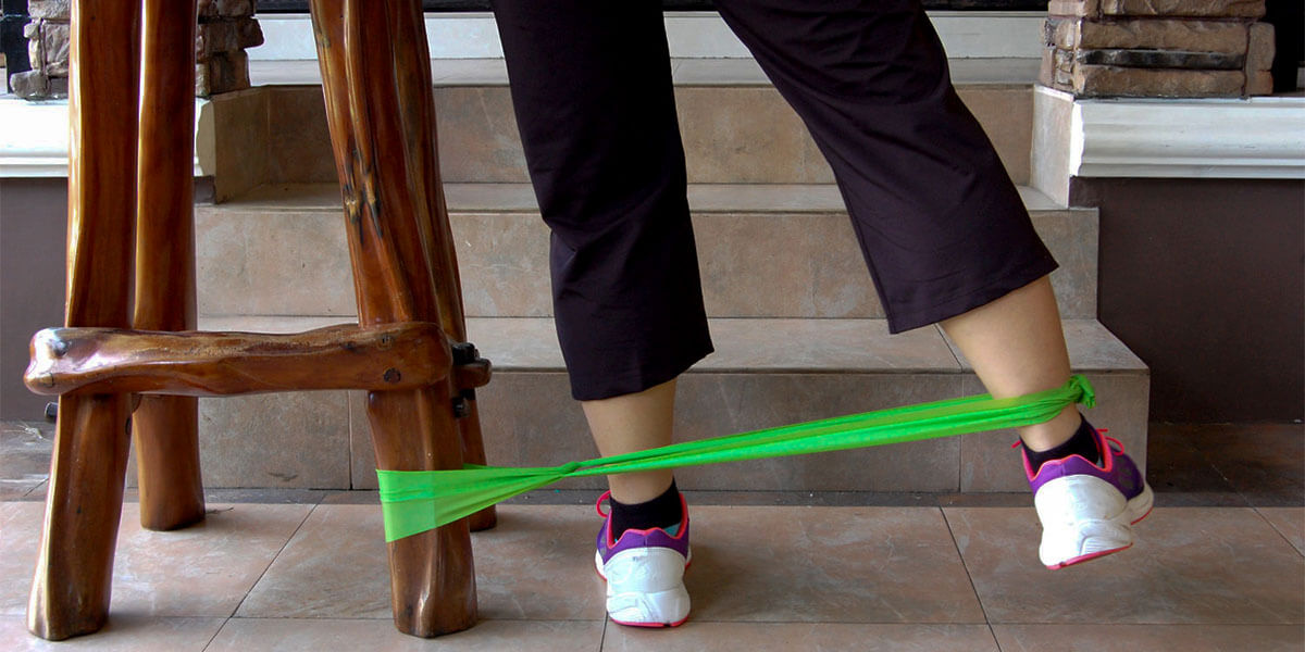 Resistance Band for Legs