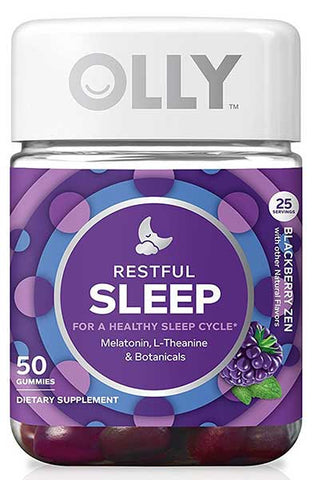 Restful Sleep Gummy Supplement by Olly