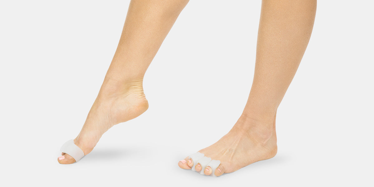 Ring Toe Spacers (4 pack) by ViveSole