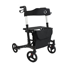Rollator walker for All Terrain Surfaces