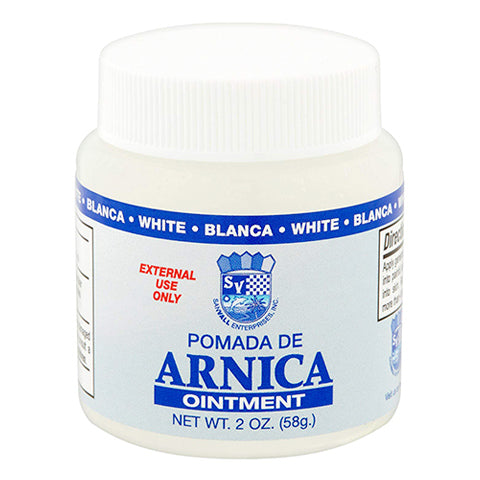 Sanar Arnica White Ointment by Sanvall