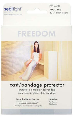 Seal Tight Freedom Cast Protector for Leg by Brownmed
