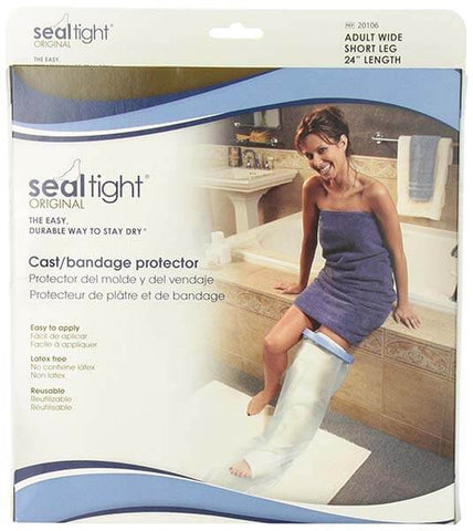 Seal Tight ORIGINAL Cast and Bandage Protector by Brownmed