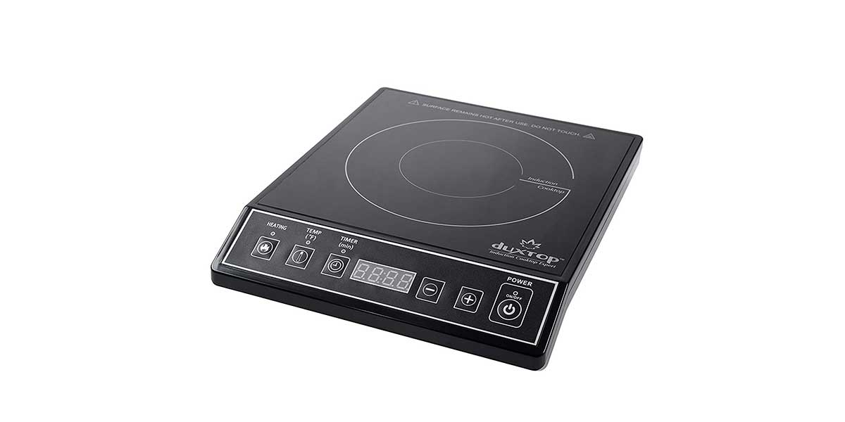 Portable Induction Cooktop Countertop Burner by Secura