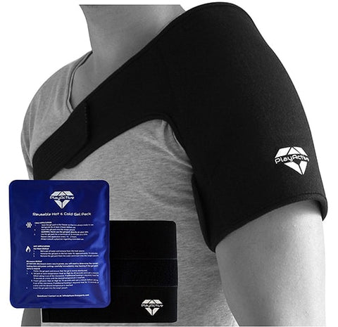 Shoulder Gel Ice Pack by PlayActive