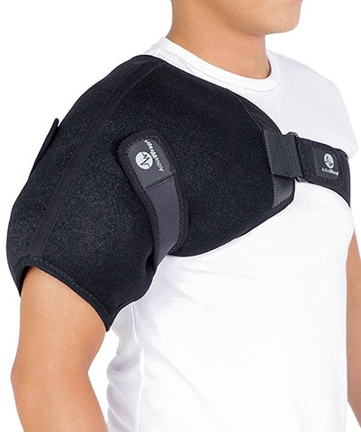 Shoulder Rotator Cuff Ice Pack by ActiveWrap