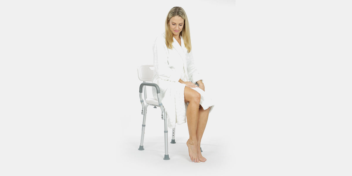 Shower Chair by Vive