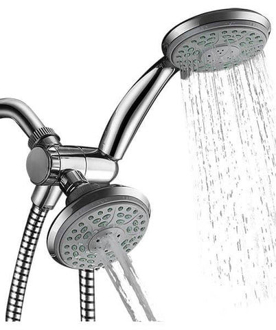 Showerhead & Hand Shower Combo by HotelSpa