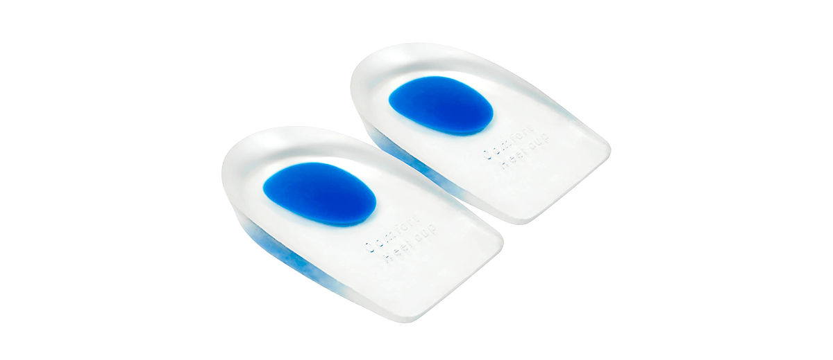 Silicone Gel Heel Cups by ViveSole