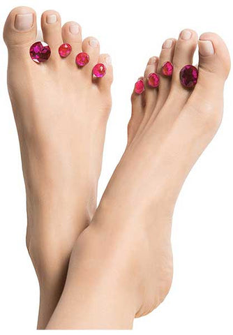 Silicone Toe Separators by Dip Into Pretty