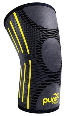 Single Wrap Compression Knee Sleeve by Pure Support