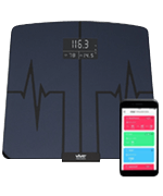 Smart Digital Heart Rate Scale