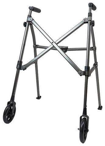 Space Saver Walker with Rear Glides by Able Life