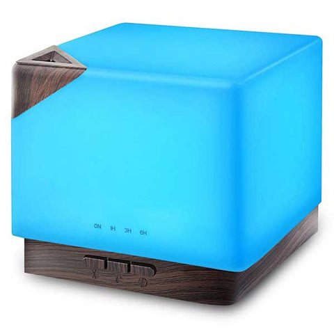 Square Aromatherapy Humidifier by URPOWER