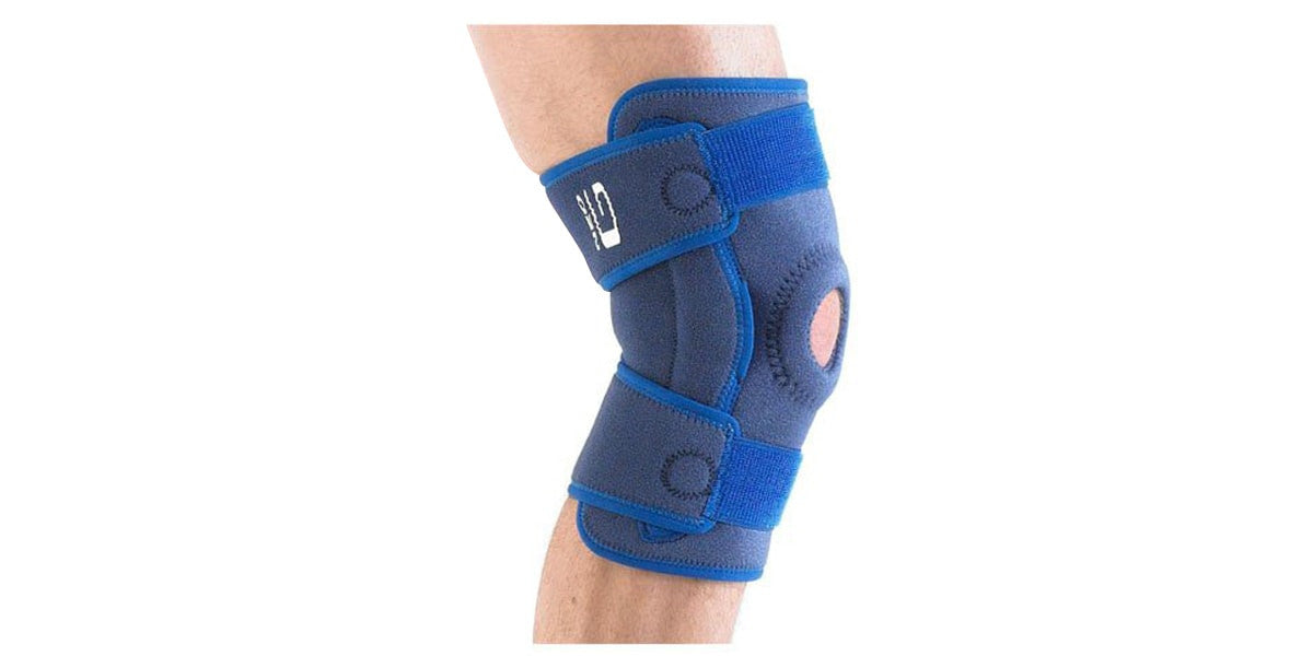 Stabilized Hinged Knee Support by Neo-G