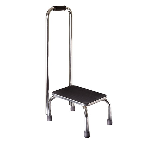 Step Stool with Handle by Duro-Med