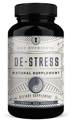 Stress Relief Supplement by KEY NUTRIENTS