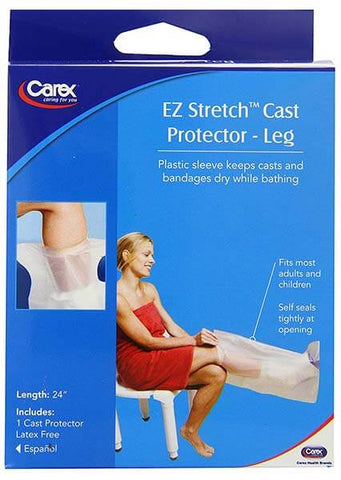 Stretch Cast Protector by Carex Health Brands