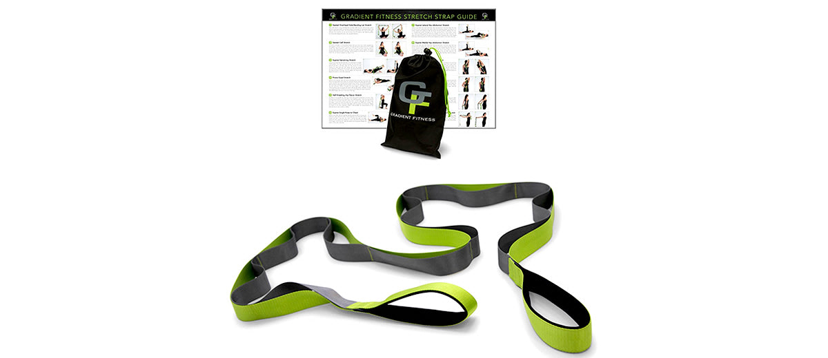 Stretching Strap by Gradient Fitness