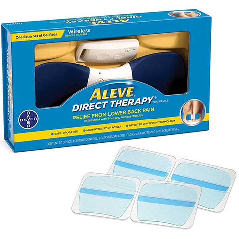 TENS Direct Therapy Device by Aleve