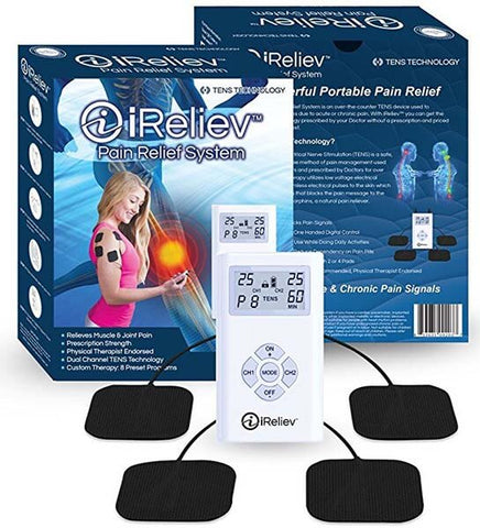 TENS Massager Unit by iReliev