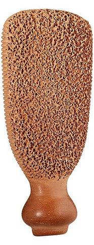Terra-Cotta Foot Scrubber by Gilden Tree