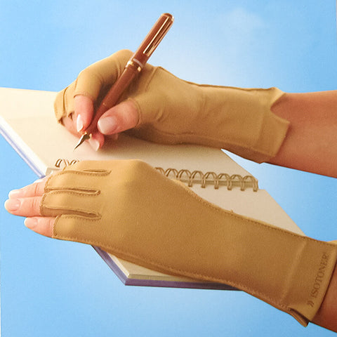Therapeutic Compression Gloves by Isotoner