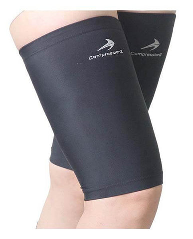 Thigh Compression Sleeve by CompressionZ