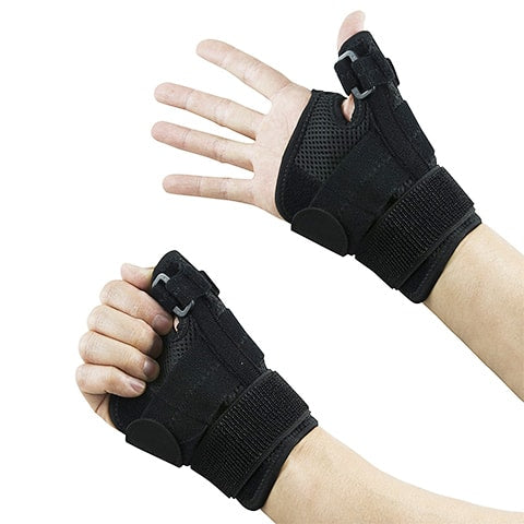 Thumb Brace and Stabilizer by Houseables
