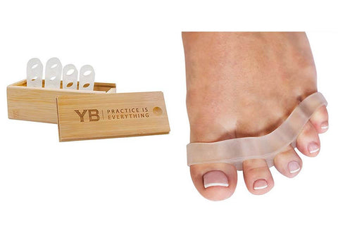 Toe Spreaders & Separators by YOGABODY Naturals