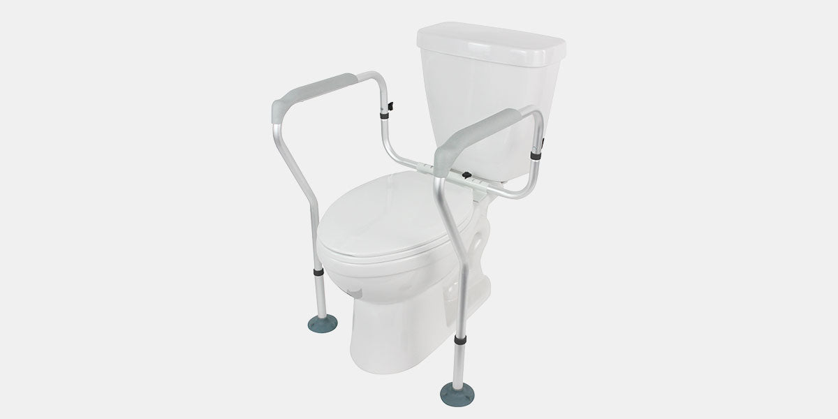 Toilet Safety Frame by Vive