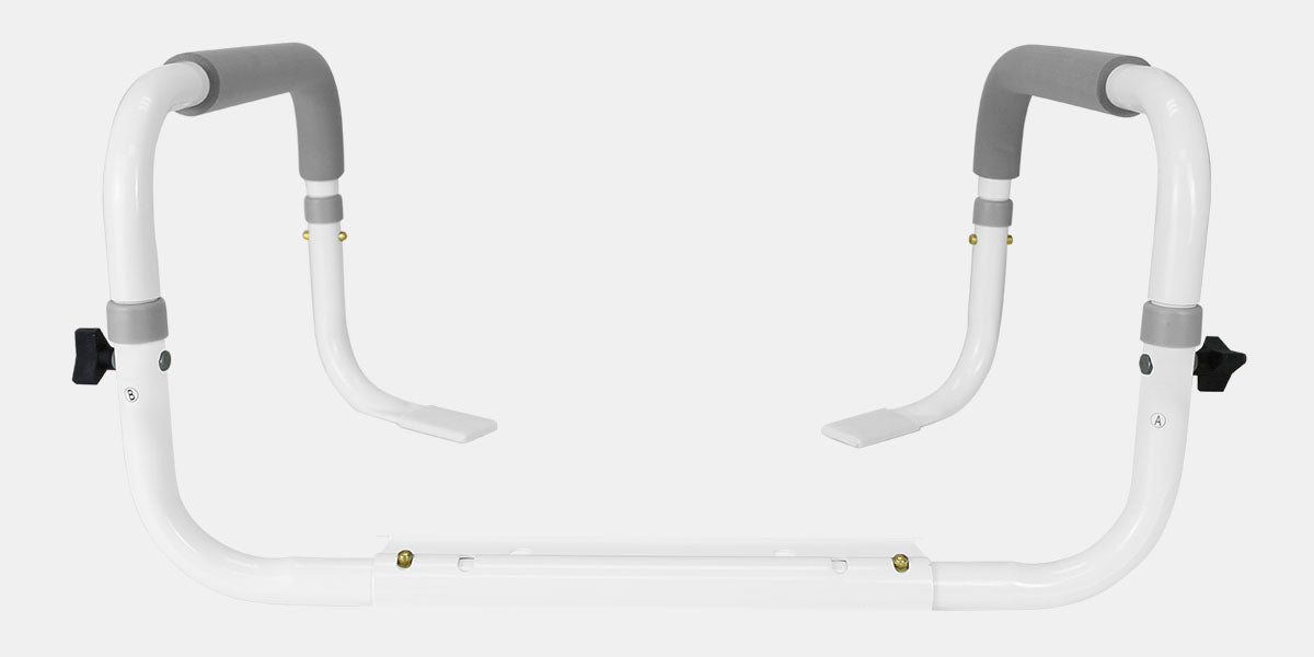 12 Best Grab Bars For Toilet Safety 2018 Review Vive