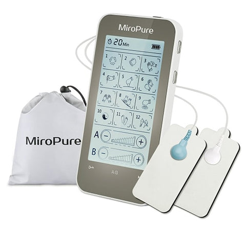 Touch Screen TENS Unit by MiroPure