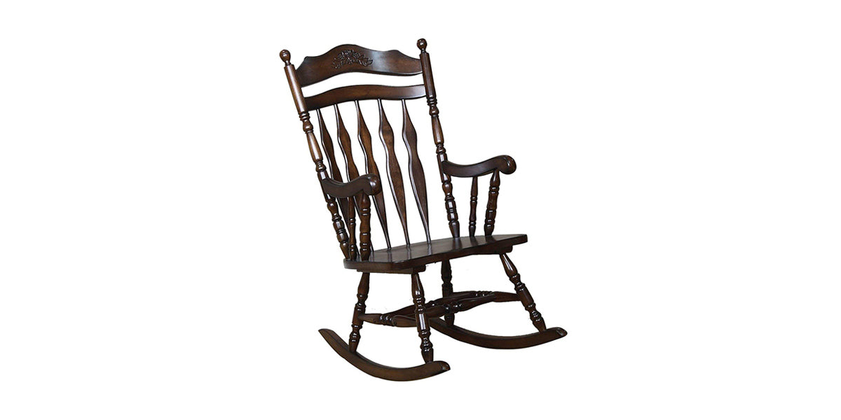 Traditional Rocking Chair by Coaster Home Furnishings