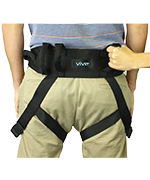 Transfer Belt with Leg Straps