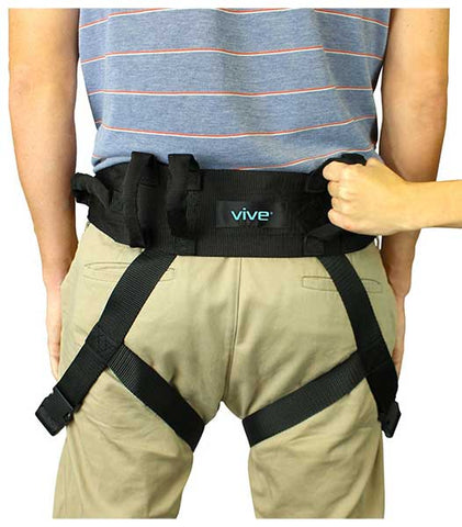 Transfer Belt with Leg Loops by Vive