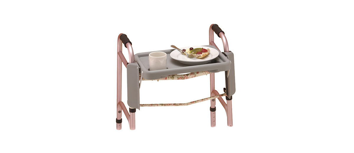 Tray for Folding Walker by NOVA Medical Products