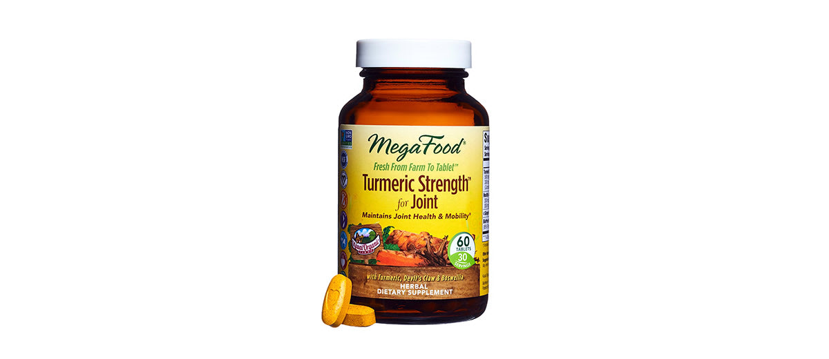 Turmeric Strength for Joint by MegaFood