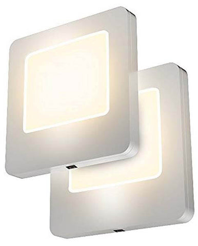 Two Plug-in LED Night Lights by LED Concepts