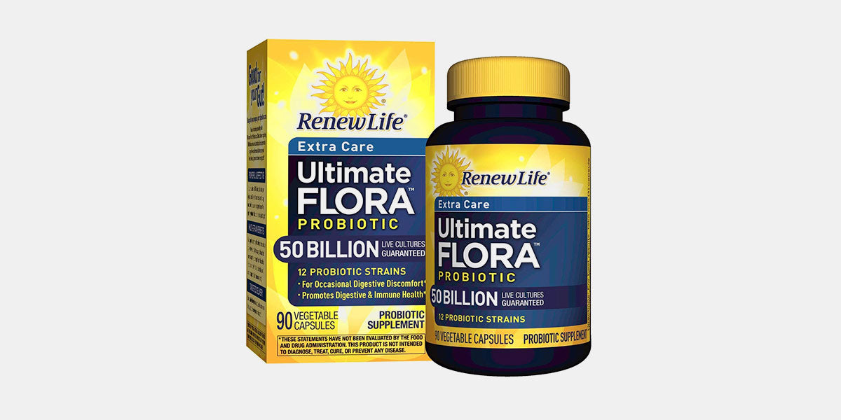 Ultimate Flora Probiotic Extra Care by Renew Life