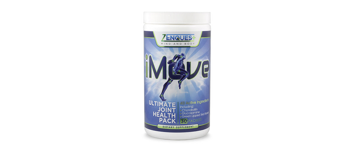 Ultimate Joint Health Supplements by ZenQuest