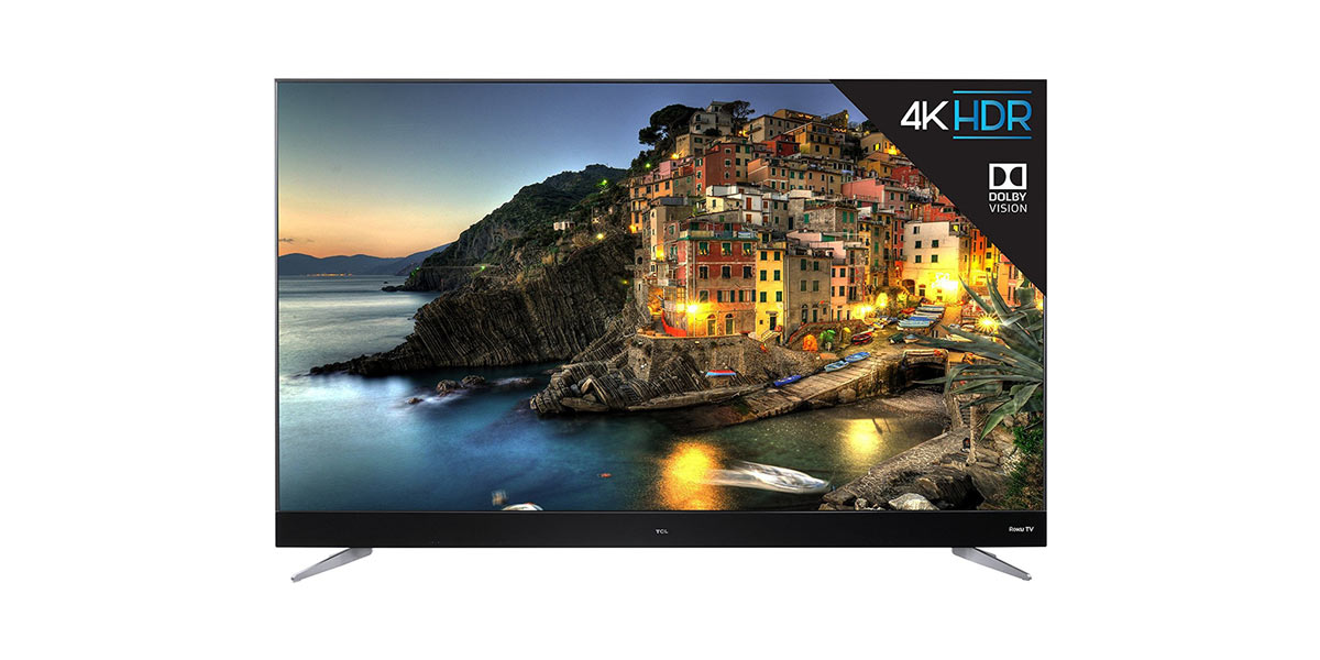 Ultra HD Roku Smart LED TV by TCL