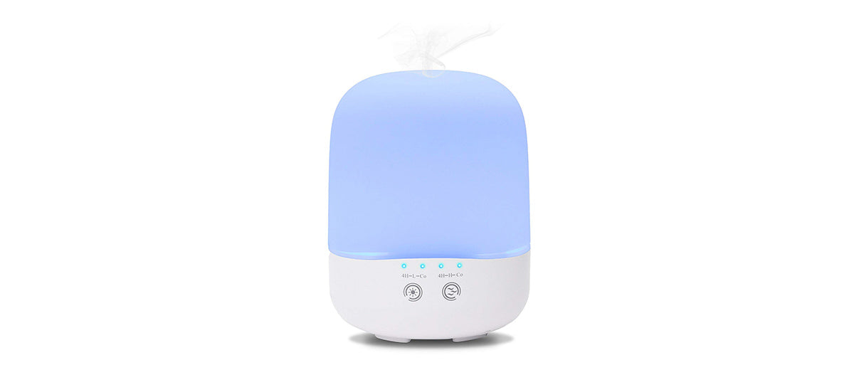 Ultrasonic Humidifier by MigicShow
