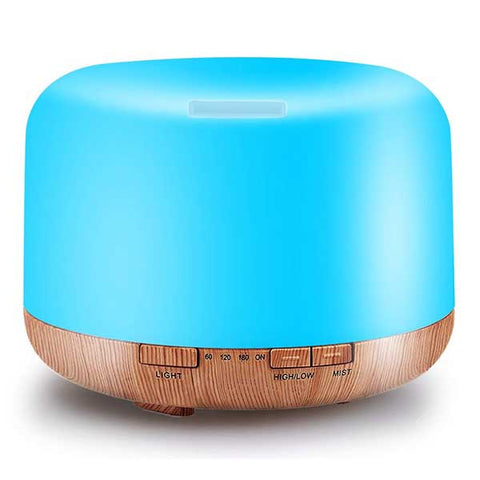 Ultrasonic Cool Mist Diffuser and Humidifier by URPOWER