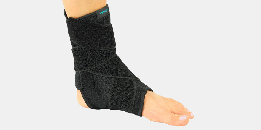 Broken Ankle - The Complete Injury Guide - Vive Health