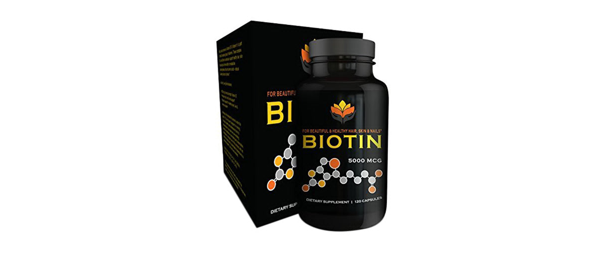 Vegan-Friendly Biotin Supplement by Me First Living