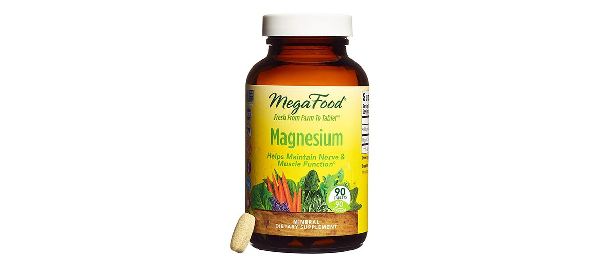 Vegan and Gluten-Free Magnesium by MegaFood