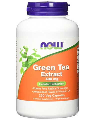 Vegetarian Green Tea Extract by NOW Foods